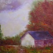 Elmer's Farm Art Print