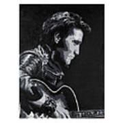 Elvis 1963 Comeback Show Art Print