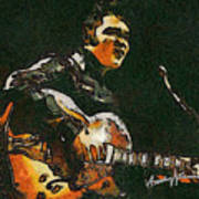 Elvis Art Print