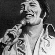 Elvis No. 8 Art Print