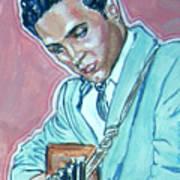 Elvis Presley Art Print