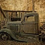 Ely's Mill Dodge Art Print