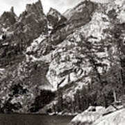 Emerald Lake Colorado Art Print