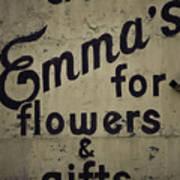 Emma's Art Print