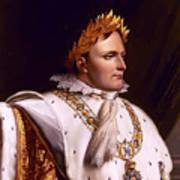 Emperor Napoleon Bonaparte  Art Print