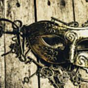 Emperors Keys Art Print