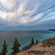 Empire Bluffs 5 Art Print