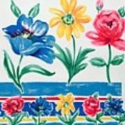 Enchanted Florals Art Print