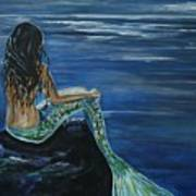 Enchanted Mermaid Art Print