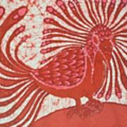 Energy Bird Art Print