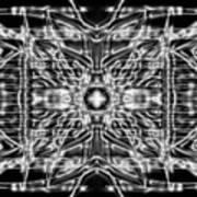Energy Restrained Art Print
