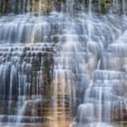 Lower Falls Cascade #1 Art Print