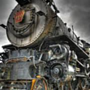Engine 460 Art Print