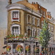 England London The Duke Of Kendal Art Print