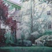English Estate Art Print