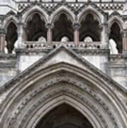 Entrance Arches Art Print
