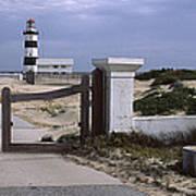Entrance Of A Lighthouse, Cape Recife Art Print