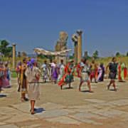 Ephesis Period Performers Art Print
