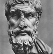Epicurus (342?-270 B.c.) Art Print