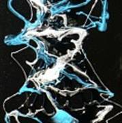 Epoxy Resin Large Abstract Art Art Print