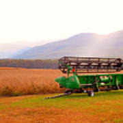 Equipment For Agriculture 2 Art Print