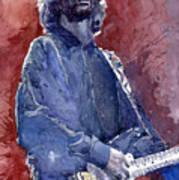 Eric Clapton 04 Art Print