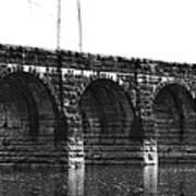 Erie Canal Aqueduct  Art Print