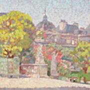 Ernest Moulines Art Print