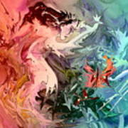 Eroscape 08 1 Art Print