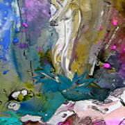 Eroscape 1104 Art Print