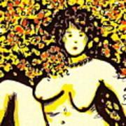 Erotic Desire Art Print
