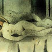Erotic Mood Art Print
