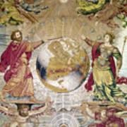 Escorial: Tapestry Art Print