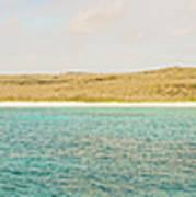 Espanola Island In Galapagos Art Print