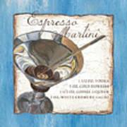 Espresso Martini Art Print