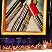 Estee Lauder Moscow Art Print