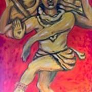 Eternal Dancer Art Print