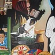 Ethiopian Traditions Art Print