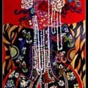 Ethnic Woman Art Print