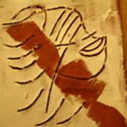 Etta - Tile Art Print