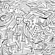 Euphonious Art Print