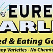 Eureka Garlic Art Print