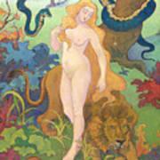 Eve Art Print by Paul Ranson