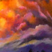 Evening Symphony Art Print
