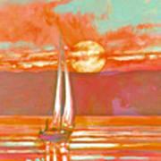 Eventful Evening 2 Art Print