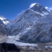Everest Base Camp Art Print