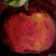 Eve's Apple.. Art Print