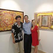 Exhibition Cozumel Museum Mexico  Art Print