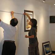 Exhibition Cozumels Museum Art Print