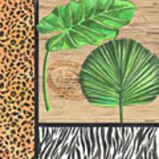 Exotic Palms 2 Art Print